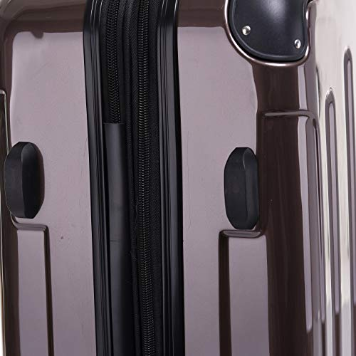Beibye Zwillingsrollen 2048 Hartschale Trolley Koffer Reisekoffer In M L Xl Set In 15 Farben 0 13